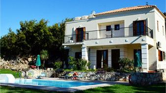 Benefits of Villa Holidays - Crete Escapes
