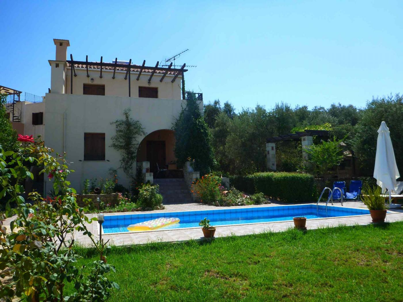 Villas with Private Pools - Crete Escapes