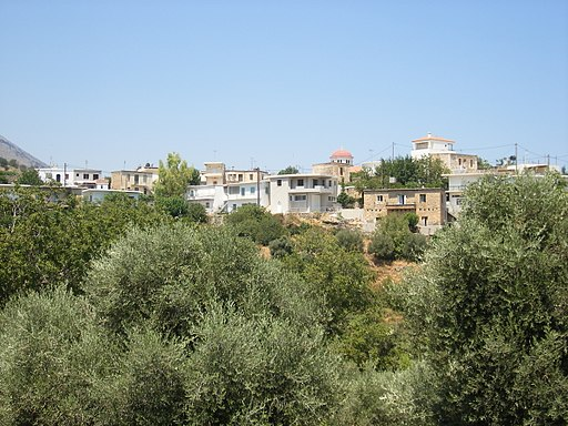 Kournas village2
