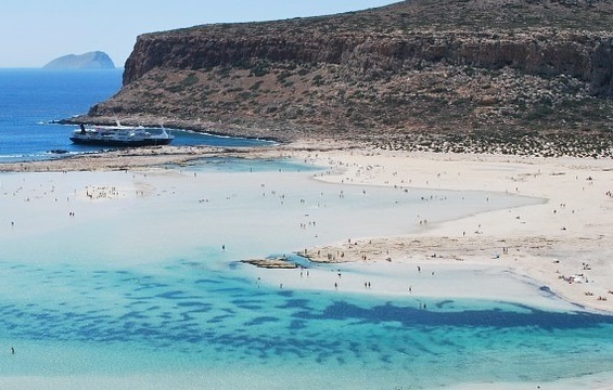 Balos Lagoon Beach - Crete Escapes