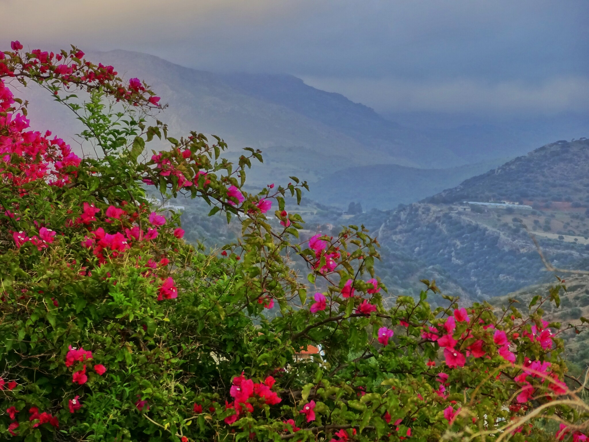 Crete Mountainside - Crete Escapes