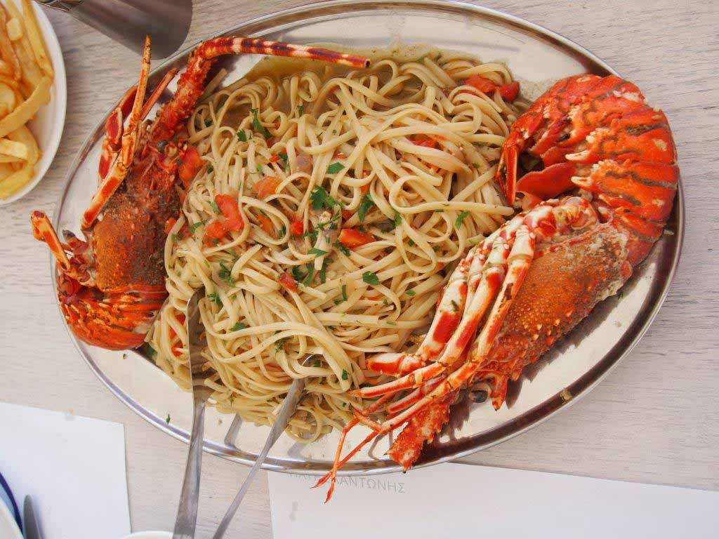 Lobster lunch 3